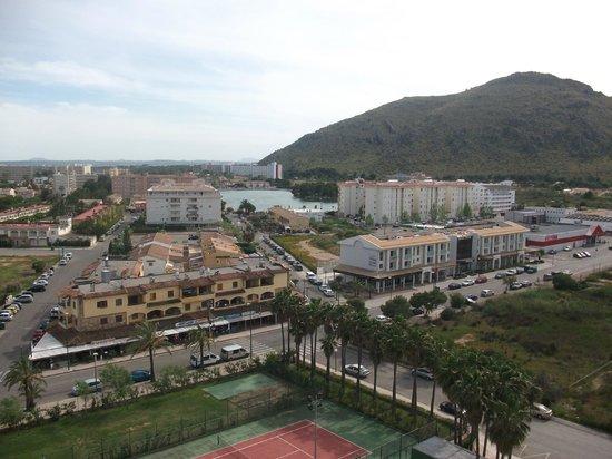 Club MAC Alcudia: view