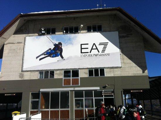 Au Coeur des Neiges : Ski Lifts