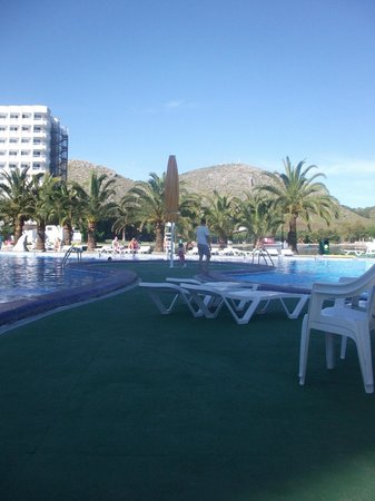 Club MAC Alcudia: hotel jupiter