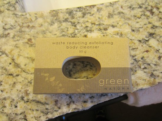 Green Mountain Suites Hotel: Eco-friendly soap