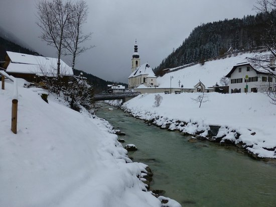 Mayringerlehen: Church in Ramsau