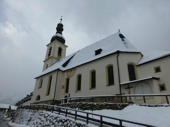 Mayringerlehen: Church in Ramsau