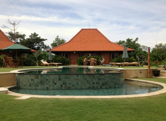 Three Monkeys Villas: paradise at Uluwatu