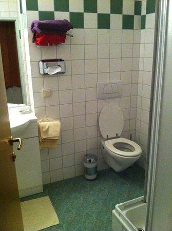 Grossweikersdorf, Austria: Badezimmer