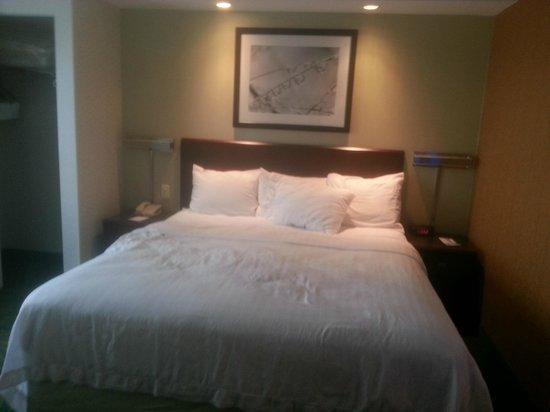 SpringHill Suites Boise: Room Bed