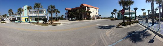 The Saint Augustine Beach House: Exterior of hotel
