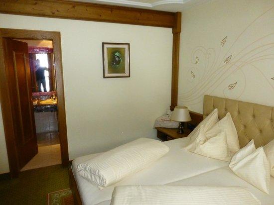 Der Lärchenhof: bedroom