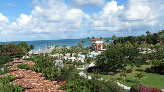 Sandals Grande Antigua Resort & Spa: Awesome view from room