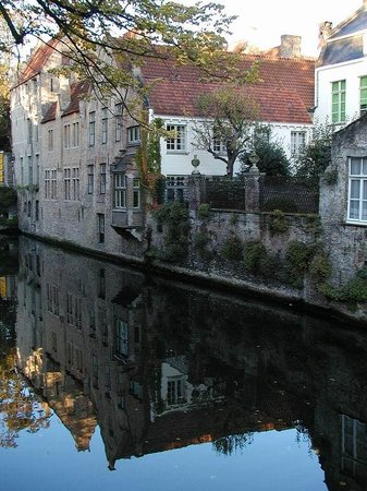 Cote Canal: view from the bridge