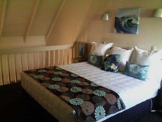 Arista of Rotorua: Bed  ( :