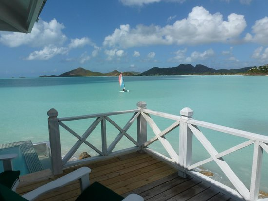 Cocobay Resort : Breath Taking View from Room