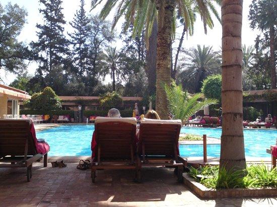 Es Saadi Marrakech Resort - Hotel: Es Saadi Hotel - Pool