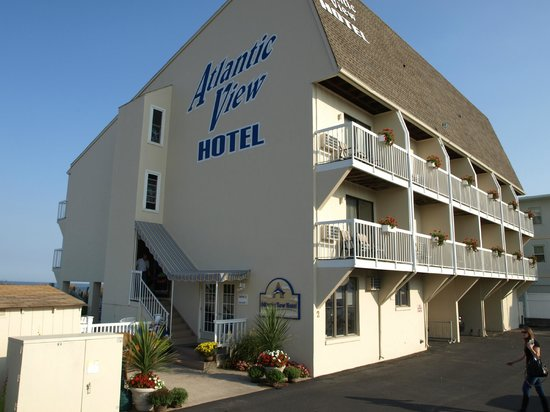 Atlantic View Hotel : The Atlantic View