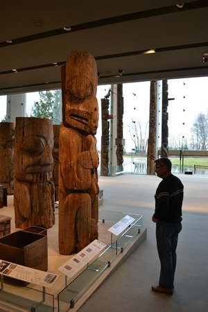 Museum of Anthropology : Great Hall