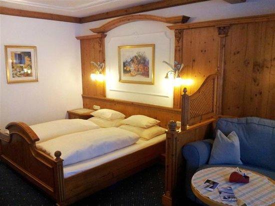 Hotel Peternhof: Zimmer, die Betten
