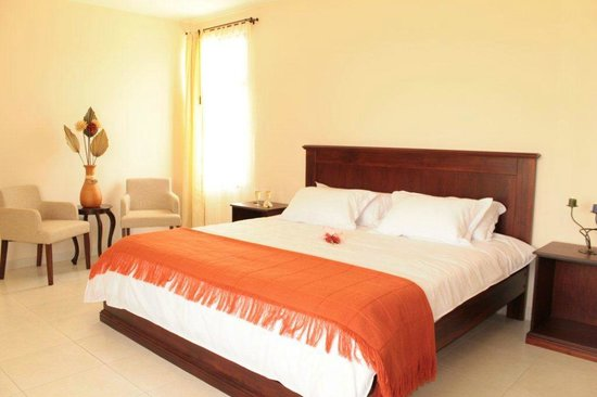 San Andres Lodge & Spa: Double room