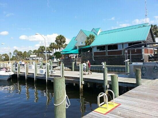 Dockside Cafe Port Saint Joe Fl