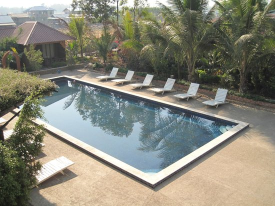 Princess Garden Hotel: zwembad