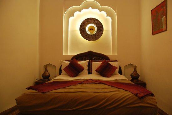 Riad Kasbah: Habitación Hindú