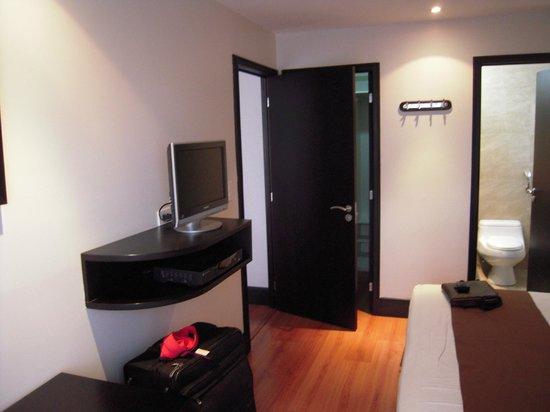 Lugano Hotel: Modern amenities