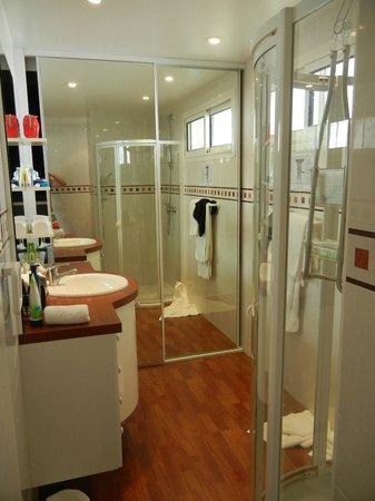 Le P'tit Morne Hotel: bathroom