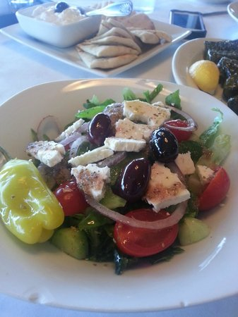 Ammos: Greek Salad