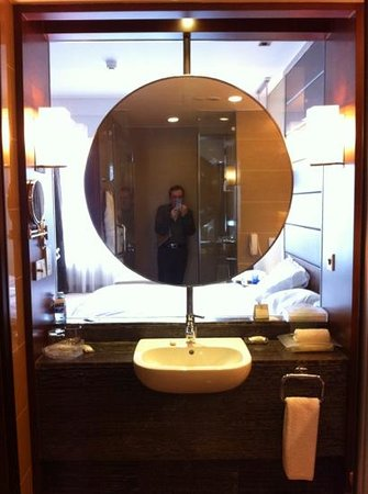 Holiday Inn Beijing Haidian: bathroom holiday inn Haidan