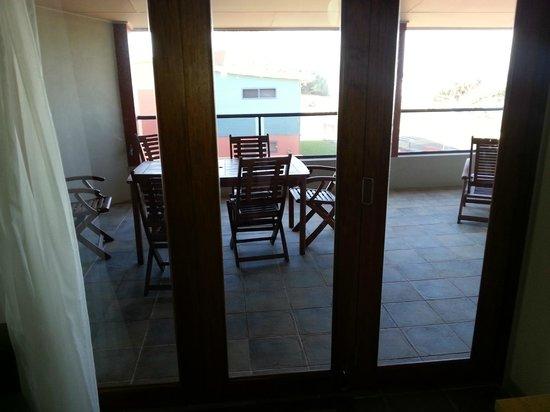 Lennox Holiday Apartments: balcony