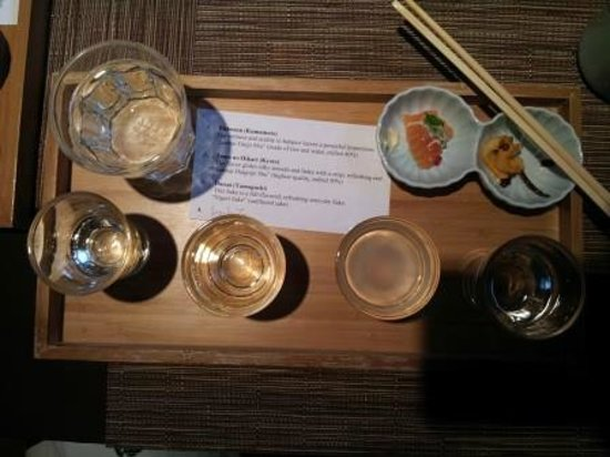 Shiki: Flight of Sake