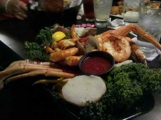 Holy Mackerel Seafood Grill: HMS Steampot