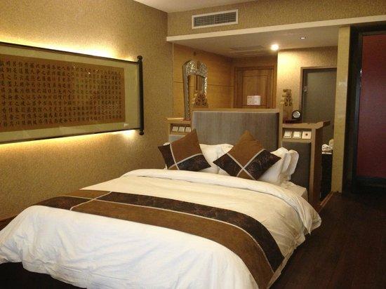 Tangdi boutique hotel reviews xi 39 an china tripadvisor for Boutique hotel xian