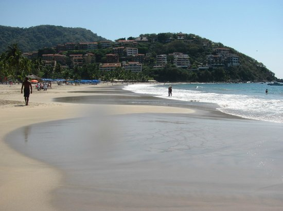 Holiday Inn Resort Ixtapa: Great beach