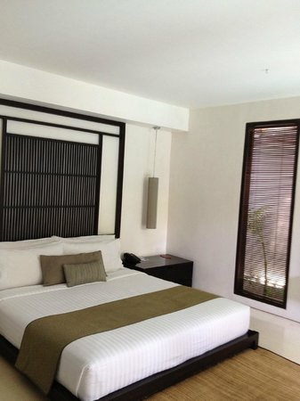 The Amala: Pool Villa bedroom