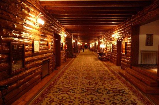 Llao Llao Hotel and Resort, Golf-Spa: Corredores