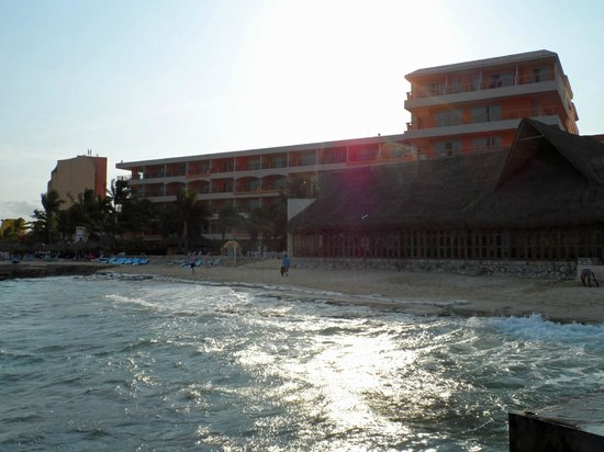 El Cozumeleno Beach Resort: Grounds