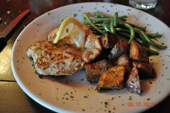 The Peppermill: Chicken Bistro