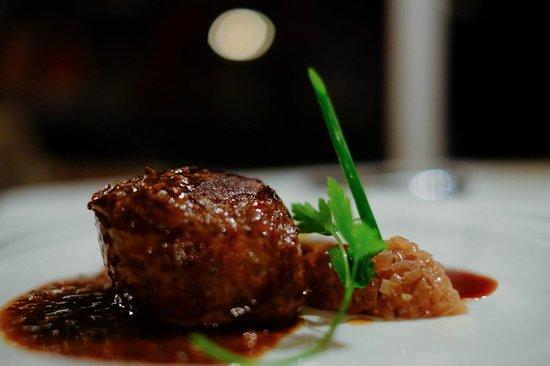 Castle Murray House Hotel & Restaurant: Filet steak