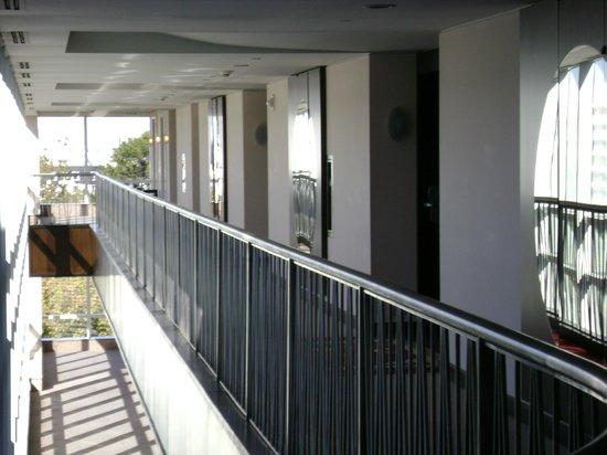 Park Hyatt Mendoza: Corredor