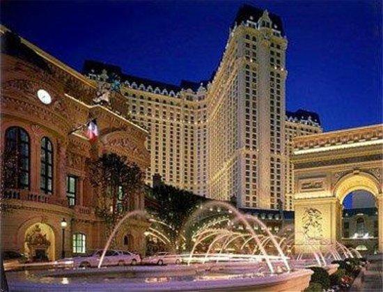 باريس لاس فيجاس: hotel