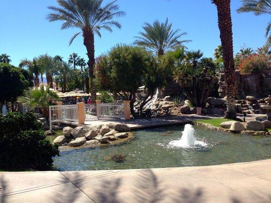 Westin Mission Hills Golf Resort & Spa: Nice grounds