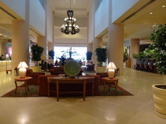 Conrad Punta del Este Resort & Casino: Lobby