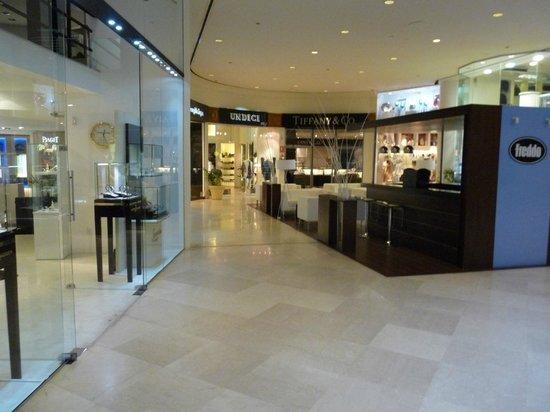 Conrad Punta del Este Resort & Casino: Tiendas dentro del Hotel