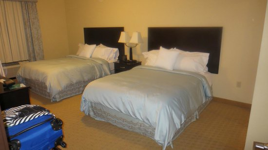 Homewood Suites by Hilton - Port St. Lucie-Tradition :                   lit doubles