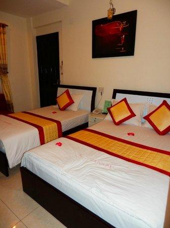 Canary Hotel: chambre avec fenetre