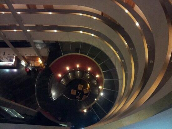 Mercure Atenea Aventura:                                     The view from 7th floor