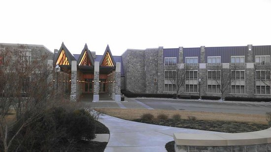 The Inn at Virginia Tech and Skelton Conference Center:                   Inn at Virginia Tech