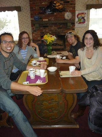 Svendsgaard's Lodge - Americas Best Value Inn :                   Free breakfast at the lodge