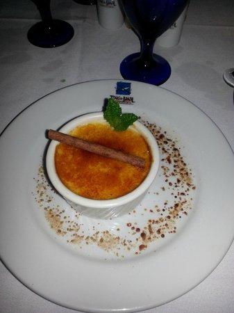 Texas de Brazil:                   Dessert