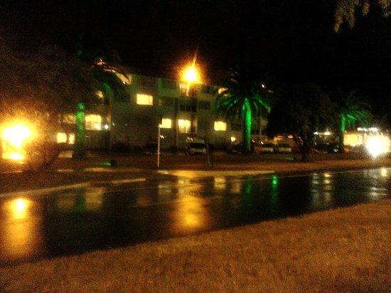 Copthorne Hotel Rotorua:                   Front