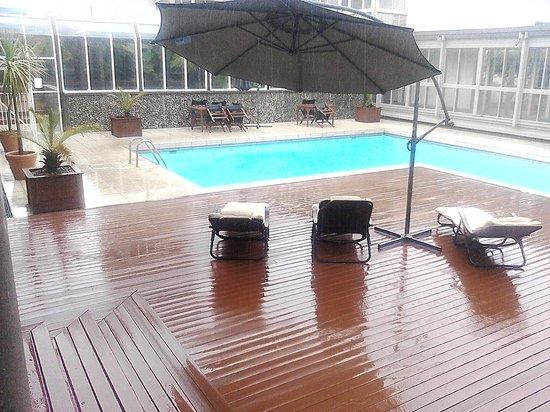 Copthorne Hotel Rotorua :                   Pool